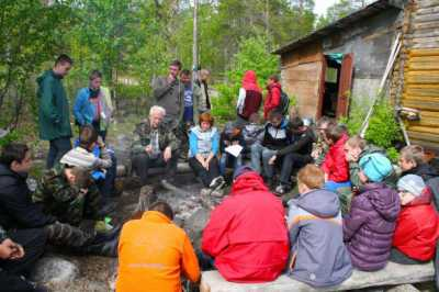 Environmental education with children