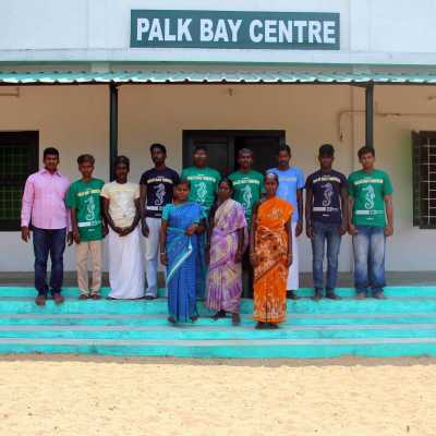 Team Palk Bay Centrer